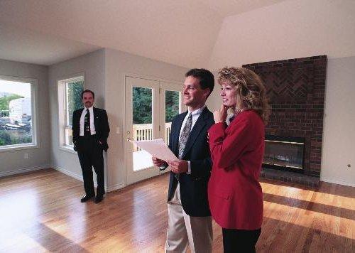Продажа или покупка жилья через посредников