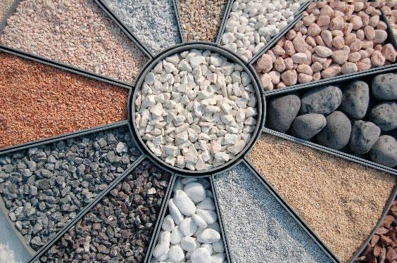 Щебень и песок лучшего качества