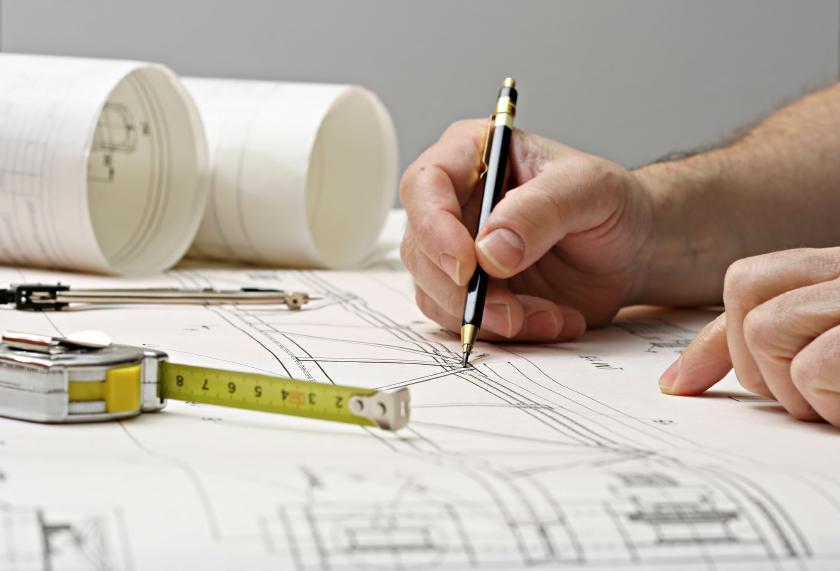 Проектируем здание