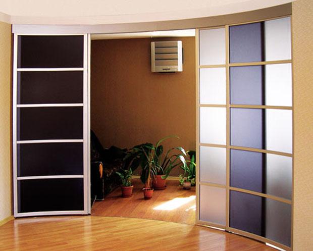 Раздвижные дверные конструкции и их правильная установка.