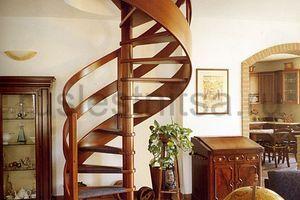 Различные типы лестниц для домов