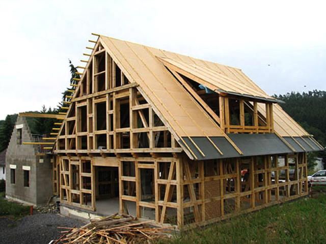 Разновидности, особенности, недостатки и достоинства домов быстрой постройки