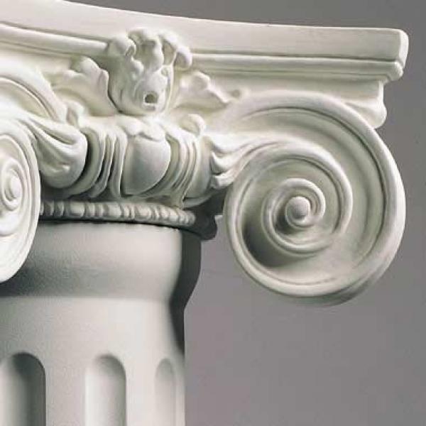 Разновидности гипсовой лепнины, как элементы декора