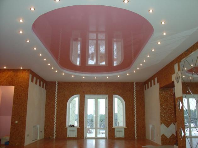Ремонт дома - потолок