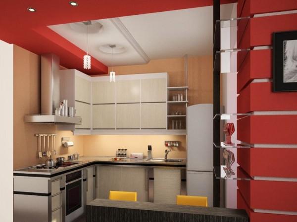 Ремонт кухни: основные этапы