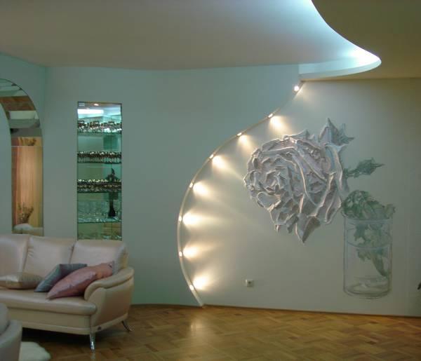 Ремонт квартиры: варианты отделки стен