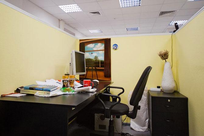 Ремонт в офисе для программиста
