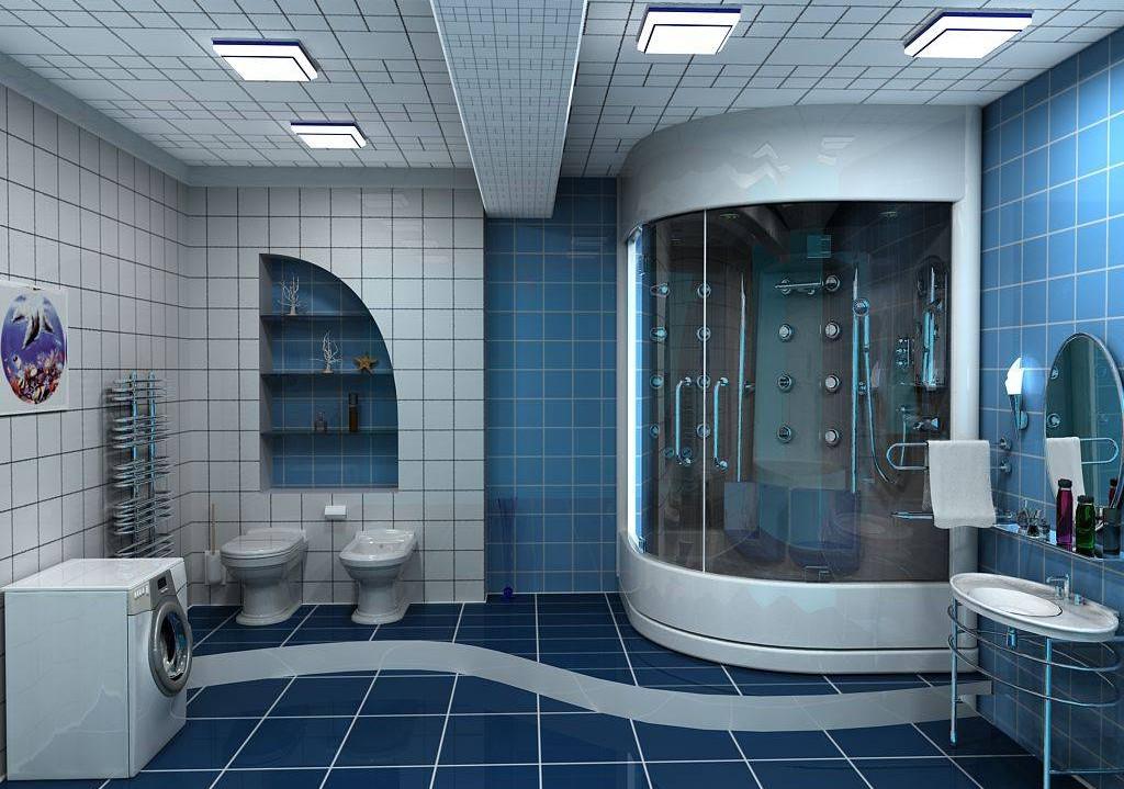 Ремонт в ванной комнате. Советы.