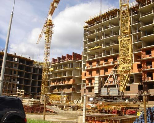 Рост цен на металлоконструкции ударил по стоимости квадратного метра жилья