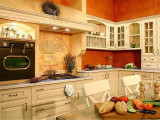 Как оформить кухню в стиле прованс?
