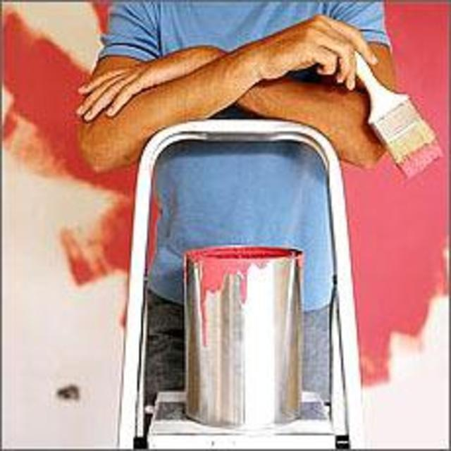 Сам себе маляр – ремонт дома
