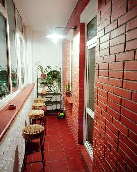 Сберегаем тепло на лоджии и балконе