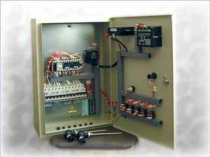 Шкаф управления вентилятором