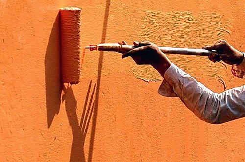 Советы и рекомендации перед покраской стены.