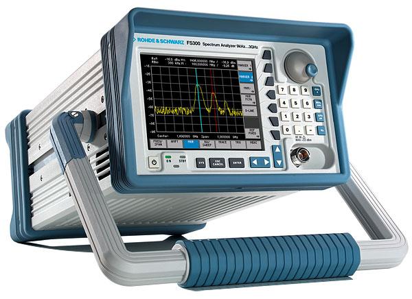 Современные цифровые анализаторы спектр
