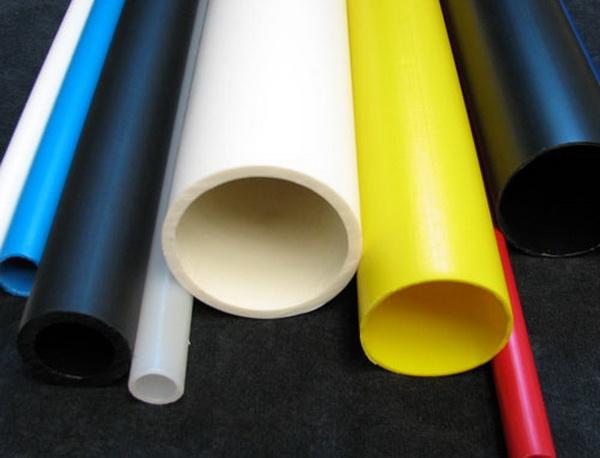Современные трубы из пластика