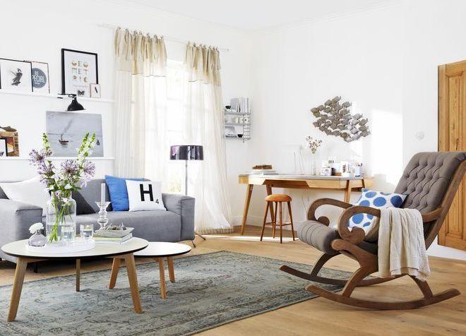 подбираем мебель в скандинавском стиле