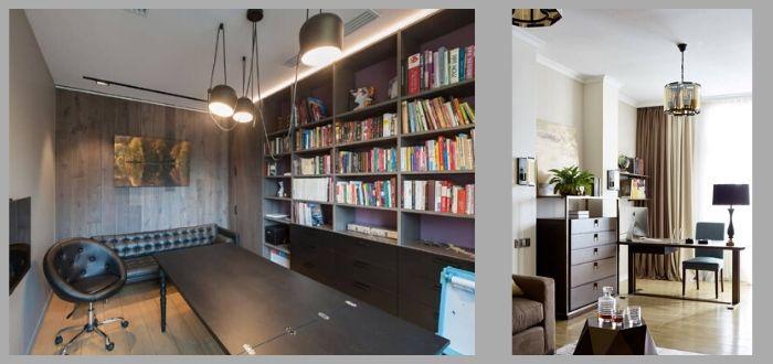 фото дизайна кабинета