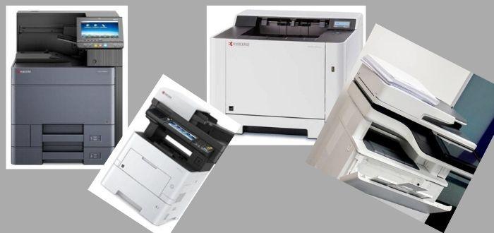 Принтеры, сканеры, МФУ в интерьере кабинета