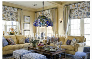Домашни текстиль в интерьере
